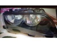 BMW E46 E36 headlight. BMW 3 series. Collect today cheap