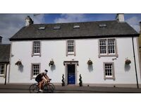 Cleaners required for Holiday let in Thornhill near Stirling