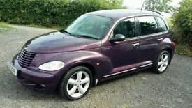 2005 CHRYSLER PT CRUISER GT **£595**