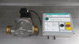 gas inter lock valve