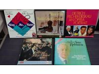 lps/records/vinyls 90 classical job lot