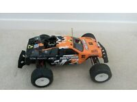Nitro RC Car HPI Firestorm 10t