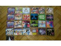 25 dance music cds