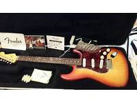 Fender USA AMERICAN STANDARD STRATOCASTER 2012