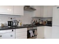 Modern 2 double bedroom first floor apartment located on Crewdson Road, Oval Underground Station
