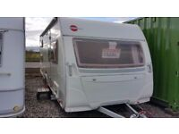 Burstner C530TK - 5 Berth Touring Caravan