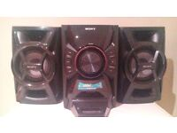 SONY MHC-EC609iP HI-FI