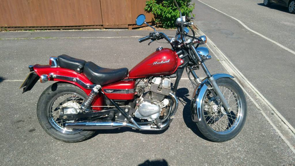 honda rebel 250 not rebel 125 in cullompton devon gumtree. Black Bedroom Furniture Sets. Home Design Ideas