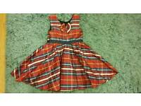 Brand New M&S- Gorgeous Christmas dress 3-4 years -RRP £20
