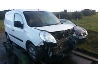 Renault Kangoo Van 1.5 dci 2012 breaking for parts!