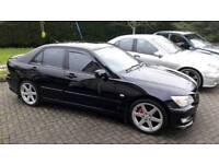 Lexus is200 (TTE trd sport se lsd)