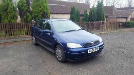2004 Vauxhall Astra 1.7 LS CDTI