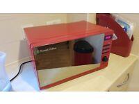 Russel Hobbs Microwave RHM2079RSO 800w