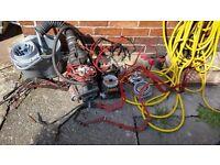 Rs turbo series 1 mfi fuel metering units RARE