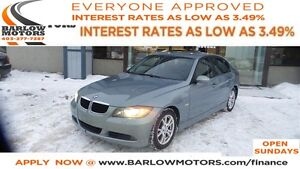 2007 BMW 328 xi*EVERYONE APPROVED*APPY NOW DRIVE NOW!