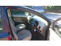 NISSAN NOTE S (black) 2007