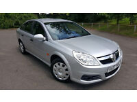 Vauxhall Vectra Life 1.8 Silver, 2007, 81k, Long Mot & Hpi Clear £1495 Reduced