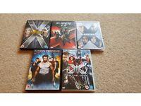 DVD's X Men