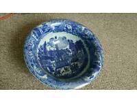 Large vintage bowl