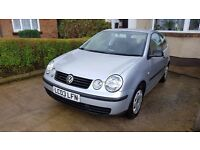 Volksawgen VW Polo 2003 1.4 l AUTOMATIC Lady owner