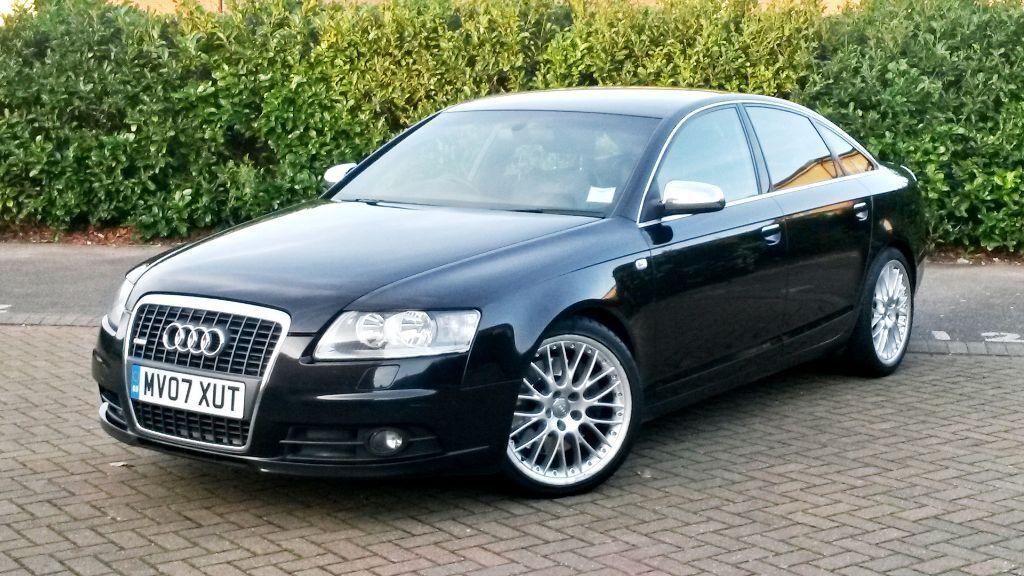 audi a6 2 7 tdi s line bargain in edmonton london gumtree. Black Bedroom Furniture Sets. Home Design Ideas