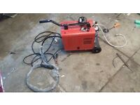 Mig welder Sealey mightymig 150