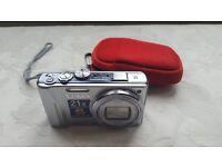 Panasonic Lumix camera with Leica lens