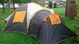 For sale 8 man tent