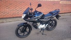 HONDA CBF 125 2011 10 MONTHS MOT HPI CLEAR VERY RELIABLE