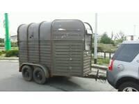 Wanted - Rice Horse Box