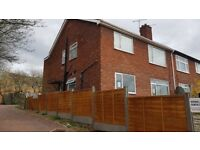 Ground floor maisonette, one bedroom avaialble for flatshare with professional woman