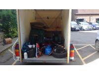 10ft box trailer
