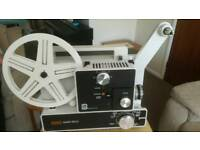 Cine Projector Eumig 610 D