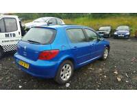 2005 54 peugeot 307 absolutely brand new condition