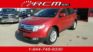2010 Ford Edge SEL AWD SUV REAR DVD FORD SYNC 6 DISC CHANGER