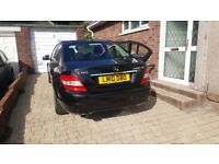 Mercedes Benz C180 Kompressor Excellent Condition