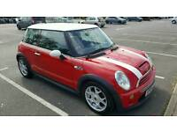 2004 MINI COOPER S 1.6 Super Charger  3-door Hatch back Manual