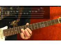 Guitar Tuition. Lessons in Milton Keynes