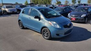 2007 Toyota Yaris 5dr HB automatic LE
