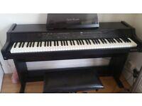 Technics pr60 digital piano