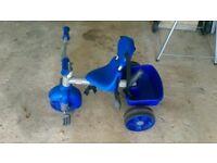 Little Tikes 4 in 1 Trike in Blue