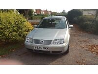 VW VOLKSWAGEN BORA 1999 AUTO PETROL 1984CC ONLY 62000 MILES £800