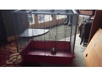 Large Rodent cage ideal for rats, dagus, hamsters mice etc