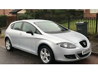 2009 SEAT LEON 1.9 TDI ECOMION EXCELLENT CONDITION SILVER