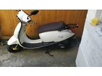 Neco Borgia 125cc
