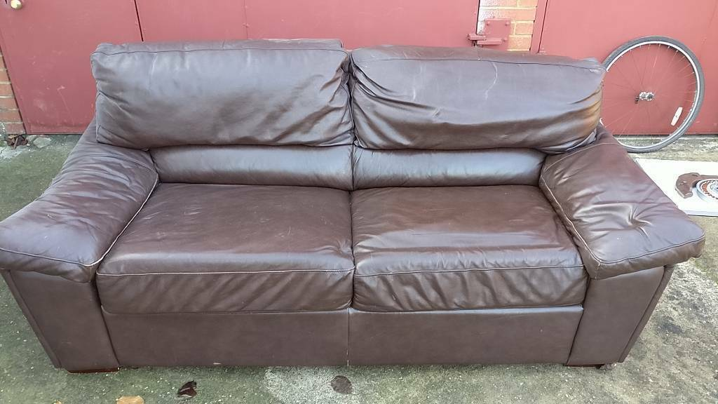 Furniture Warehouse Clearance Leather Sofabed Sofa In Wimbledon London Gumtree