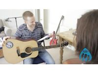 Recorded Guitar and Bass Lessons in private studio environment. £15 per hour