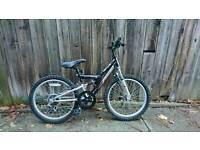 Boys 20inch wheel Apollo mountain bike