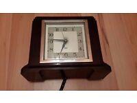 Original Bakelite Electric Clock Perfect Condition