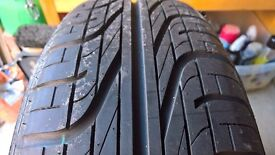 "NEVER USED! Pirelli P6000 15"" Spare Wheel On Rim, 5 Stud."